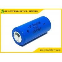 Wholesale Er14335 3.6v Lithium LiSOCl2 Battery 3.6V 1.65AH 2/3AA from china suppliers