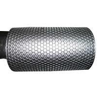 China Grain Pattern Steel Embossing Roller For Gravure Printing , Embossing Cylinder wholesale