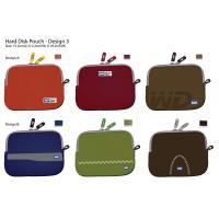 """Wholesale Neoprene mobile 2.5"""" HDD soft protection case,digital GPS carrying sleeve pouch bag from china suppliers"""