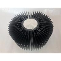 Wholesale Custom aluminum CNC machined 230mm big size LED round heat sink extrusions from china suppliers