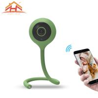 Wholesale H264 CE FCC Smart Home IP Camera With WiFi To Mornit Children And Old People from china suppliers