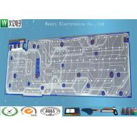 Wholesale Single Layer PET Flex Circuit Board Carbon Paste For Toy Game Player Membrane Switch from china suppliers