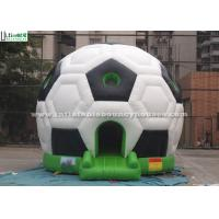 Wholesale Football Kids Inflatable Bouncy Castle from china suppliers