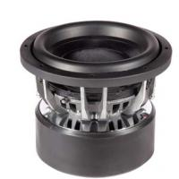 Shallow Mount 8 Inch Competition Car Subwoofers 2 Layer Magnet Hardest Hitting Subs