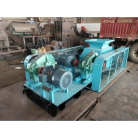 Wholesale Limestone Sand Making Double Roller Crusher Machine from china suppliers