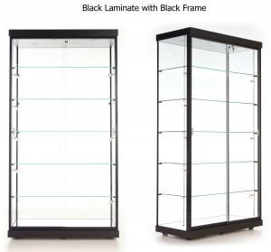led illuminated wall showcase cabinet stand up retail store rh metalmachiningparts suppliers howtoaddlikebut