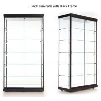 led illuminated wall showcase cabinet stand up retail store rh metalmachiningparts suppliers howtoaddlikebut