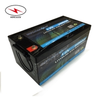 Wholesale 26650 Cell 0.5C 12V 200Ah Deep Cycley Lithium Battery from china suppliers