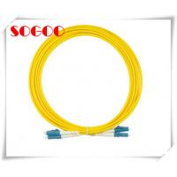 Wholesale Simplex Duplex Fiber Optic Cable Assemblies Single Multi Mode Fiber Jumper Cables from china suppliers