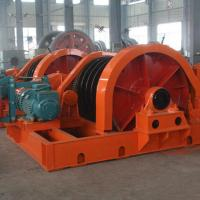 Wholesale JZ-16/1000 underground mining electric shaft sinking winch manufacturer from china suppliers
