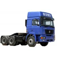 Wholesale 6x6 SHACMAN Heavy Duty Truck MAN Technology For Army And Desert Trailer Moving from china suppliers