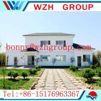 Wholesale Prefab light steel villa house / easy assemble prefab house made in China from china suppliers