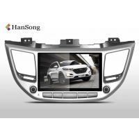 Wholesale Hyundai Tucson 2015  Car Dvd Player 1024X600 Hd Screen  With Wifi from china suppliers