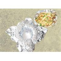 Wholesale Good Quality Household Aluminum Foil Piece Shape For Food Cooking Aluminum Papel Cut in 1000 Pieces in Carton pack from china suppliers