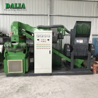 Wholesale Aluminum Cable Granular Machine Aluminum Wire Crusher from china suppliers