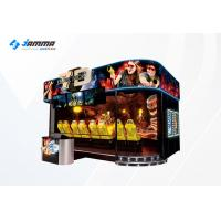 Wholesale Indoor 7D Cinema Simulator Theater Equipment Special Effects Motion Chairs from china suppliers