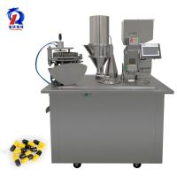 China Semi Automatic Capsule Filling Machine With Capsule Sowing Protection Device on sale