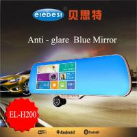 Wholesale 5.0 Inch Android System TFT LCD Screen Rear View Mirror GPS DVR WIFI from china suppliers