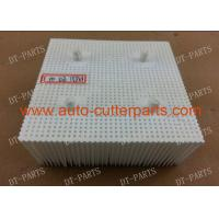 """Wholesale Square Nylon Bristle White Bristle 1.6"""" Poly - Round Foot 92910002 For Gerber Auto Cutter Machine from china suppliers"""