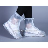Wholesale Non Skid Waterproof Shoes Cover , Reusable Rain Snow Boots For Cycling from china suppliers