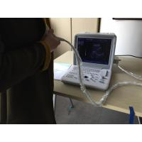 Quality 8 TGC Notebook Portable Ultrasound Scanner With Convex Linear Transvaginal Probes for sale