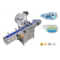 Box Labeling Flat Surface Automatic Label Applicator With Collection Work Table