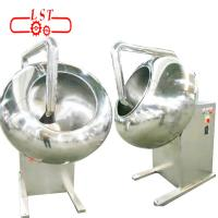 Quality Adjustable Heat Chocolate Coating Machine With Single Electrothermal Blower for sale
