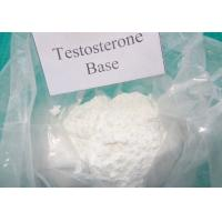 USP / BP Muscle Growth Steroids Raw Testosterone Powder CAS 58-22-0