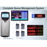 Wholesale Modular Design 24VDC Printer QMS Queue Token Management System from china suppliers
