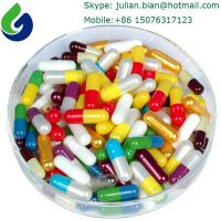 Quality Hard empty vegetable capsules gelatin capsules size 00 0 1 2 3 4 5 for sale