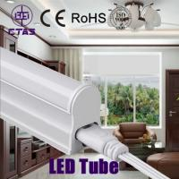 Wholesale t5 integrated led tube10w 60smd2835 60cm 120deg 800lm AC180-285V CE ROHS from china suppliers