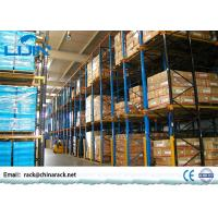 Wholesale Heavy Duty Drive In Pallet Rack For Industrial Workshop Optional Color from china suppliers
