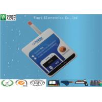 Quality Round One Button Membrane Switch NFC And Bluetooth Wireless Payment System for sale