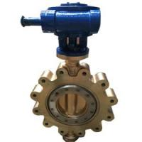 Wholesale DN300 PN20 FF Flanged Type Butterfly Valve B148 Alloy 95800 Lug Butterfly Valve from china suppliers