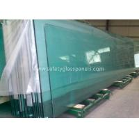China 6.38mm Decorative Laminated Glass Offers Multi-color , Euro Grey Float Tempered Glass wholesale