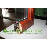 Tilt and Turn Wood Clad Aluminum Window with Insulating ...