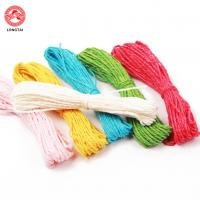 Buy cheap 1.5mm Diameter 2 Plies Twisted Paper Rope For Decoration And Craft from wholesalers