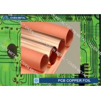 Wholesale Roll Size S - HTE Electrolytic Copper Foil For PCB  Made Of Red Copper from china suppliers