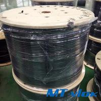 Wholesale TP304 / 304L Welded Stainless Steel Coiled Tubing For Multi - Core Tube from china suppliers