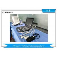 2D / 3D Home Ultrasound Scanner , Medical Doppler Vascular Ultrasound Machine