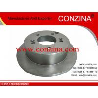Wholesale Auto Parts brake disc for Hyundai Tucson OEM: 58411-39600 conzina brand from china suppliers