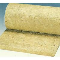 China Industrial Yellow Rockwool Insulation Blanket Sound Absorption Non-Combustible wholesale