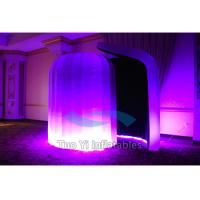 Wholesale Advertising Portable Blow Up Photo Booth Enclosure With Repair Material Patch from china suppliers