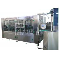 Wholesale 10000BPH 330ml Mango Juice Bottle Packing Machine 4 Spraying Position from china suppliers