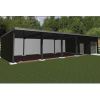 Easy Construction Structure Steel Cow Shes, Operation Sheds, Hay Sheds