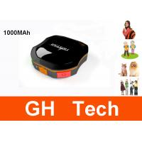 Wholesale Vehicle gps tracking frequency gps sms gprs tracker vehicle tracking system with gsm sim 9 for safe keeper bank worker from china suppliers