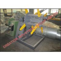 Unpowered 3 Tons Steel Aluminium Strip Roll Decoiler
