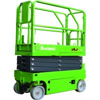 Buy cheap Working Height Max 7.8m Hydraulic Self Propelled Scissor Lift with Extension from wholesalers