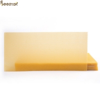 Wholesale 100% Natural Pure Natural Beeswax Foundation Sheet For Beekeeping from china suppliers