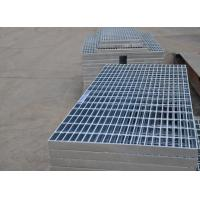 Wholesale Flat Hot Dipped Galvanized Walkway Grating , Steel Safety Grating For Bridge from china suppliers